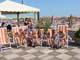 foto gruppo spiaggia